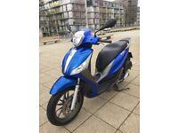 2016 Piaggio Medley 125cc - Blue - £1900