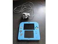 Nintendo 2DS Pokemon sun and moon edition