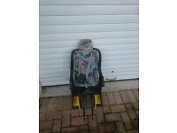 Bike child/toddler seat