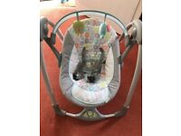 new baby swing ingenuity