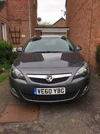 Vauxhall Astra 1.7 cdti 16v SRi Estate