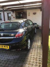 Vauxhall Astra 1.6 Sport Design 3 door hatch back