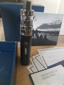 E cig kit.battery etc
