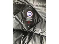 Canada goose bubble jacket