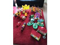 Peppa Pig Collection of Toys - Job Lot
