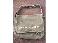 Dunlop satchel bag / side bag
