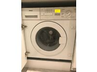 Bosch Integrated Washing Machine