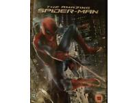 Brand New - The Amazing Spider-Man dvd