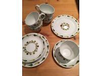 Vintage afternoon tea set - tea party/wedding
