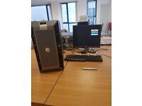 Dell Poweredge 2900 Quad Core Server -8GB Ram, 3 HDDs, Xeon 5405, 8 bay hot-swappable SAS/SATA Raid