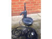 Fountain Pond Pump
