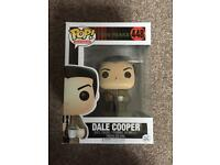 Dale Cooper Twin Peaks Pop Vinyl Figure