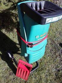 Bosch Garden Shredder, not working
