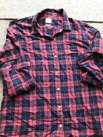 Gap Ladies checked shirt