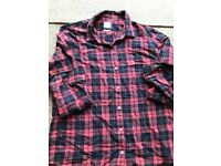 Gap Ladies checked shirt