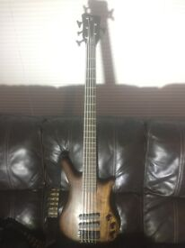 2005 Warwick Thumb BO 5 String Bass