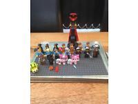 Lego movie figures