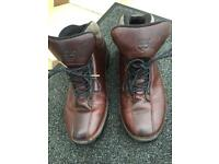MENS TIMBERLAND BOOTS 8.5