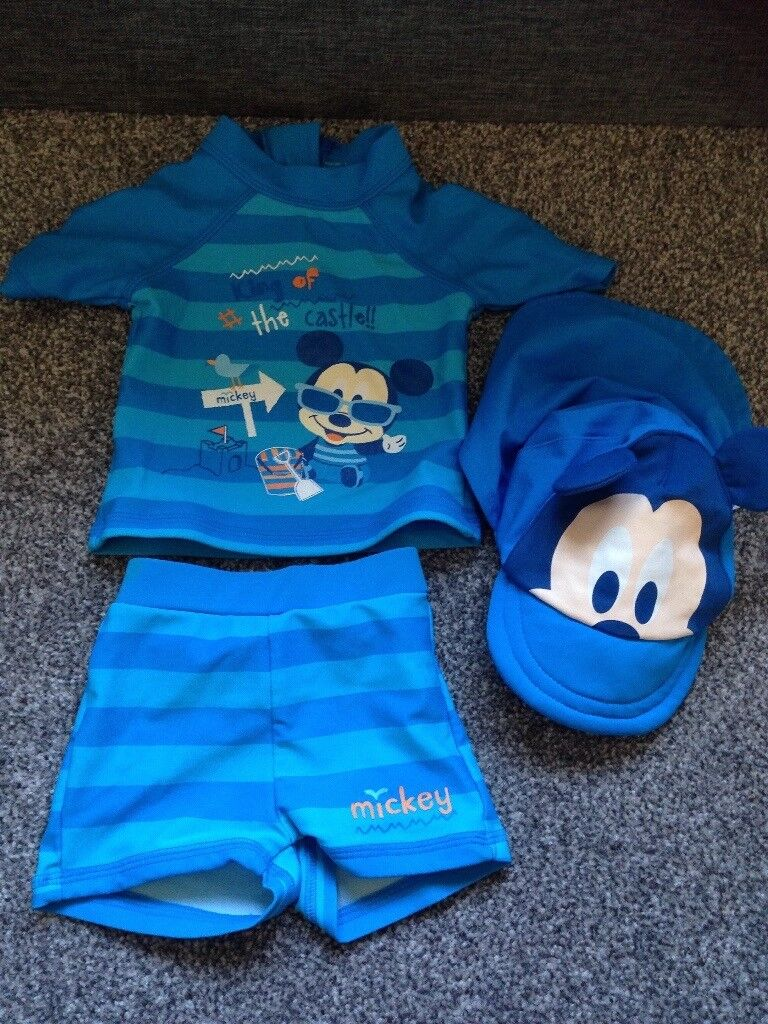a74047ed6d Disney Baby boy swim wear 6-9months | in Billingham, County ...