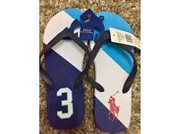 Genuine Polo sandals