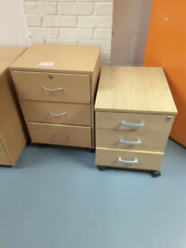 Wood office cabinet available in different sizes
