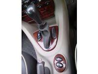 Rover 75 2.5se auto 02 plate mot june 20 18 no advisorys 1 owner