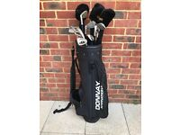 Dunlop men's golf clubs for sale