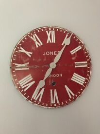Jones & co clock