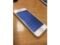 iPhone 5S Silver 16gb Vodafone
