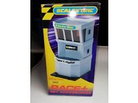 Scalextric control tower