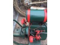 J A P petrol water pump for sale  Nottinghamshire