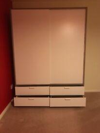 IKEA TRYSIL white wardrobe FREE