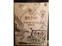 Brand New Harry Potter Colouring Book