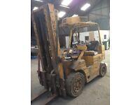 Henley Husky 8 Forklift