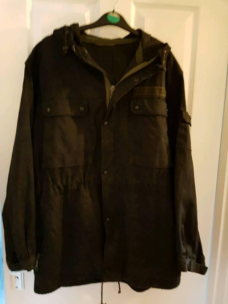 Joe Brown's black jacket