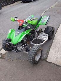 200cc Yamaha Blaster Racing Quad