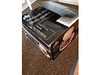 Visicook 12 Liter Halogen Multicooker Black. Roast . Bake . Defrost .Grill
