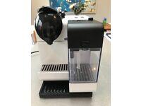 Nespresso DeLonghi Lattissima Touch on sale £200