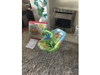 Fisher price baby chair rain forest £9 bargain