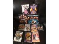 Wwe DVDs