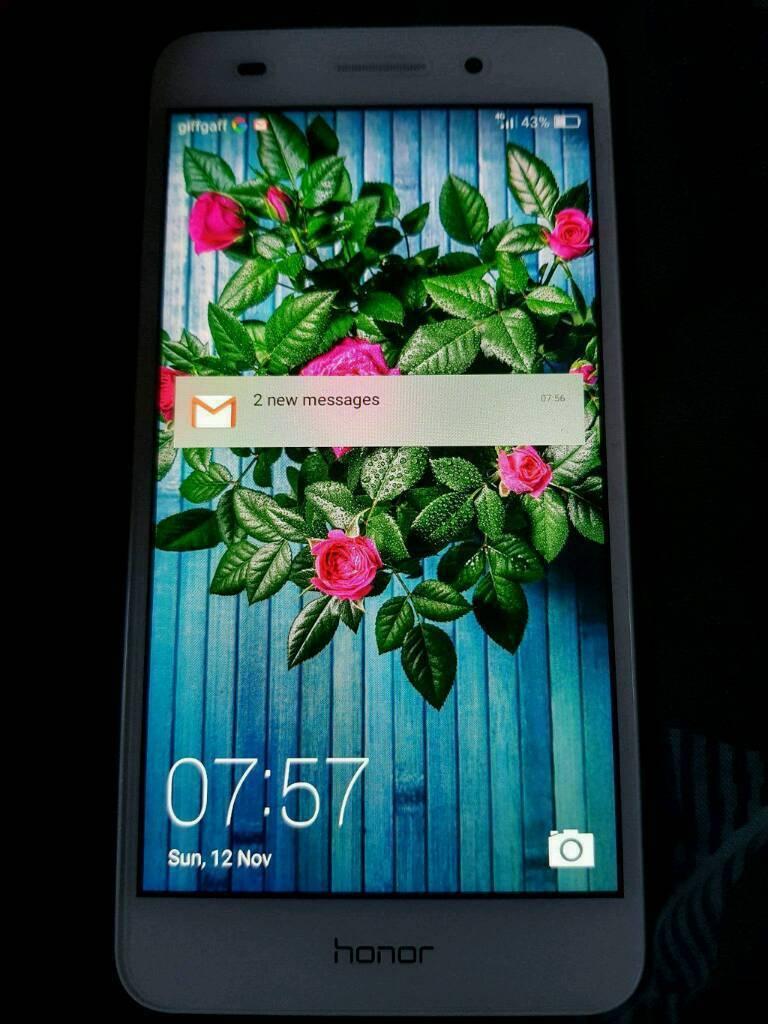 Huawei Honor 5A, 16gb dual sim unlocked