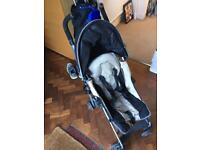 Maclaren Pram great condition with rain cover
