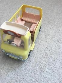 Little Sylvanian Family Bus