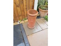 Chimney pots (Ideal for planters)