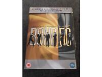James Bond 50 years box set