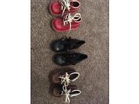 Kickers kid shoes