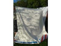 Caravan or tent inner tent bedroom