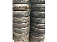 GRADE A QUALITY WINTER PART WORN TYRES