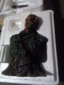 Jason mini bust