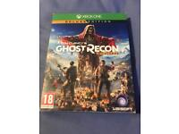 Tom Clancy ghost recon deluxe Xbox one £14
